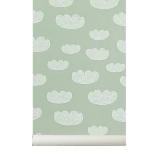 Papel pintado Ferm Living en Smallable