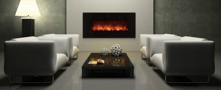 Chimeneas electricas decorativas